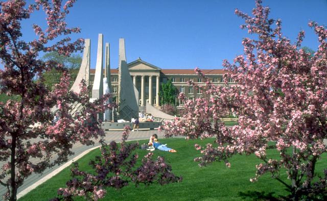 Purdue's Campus